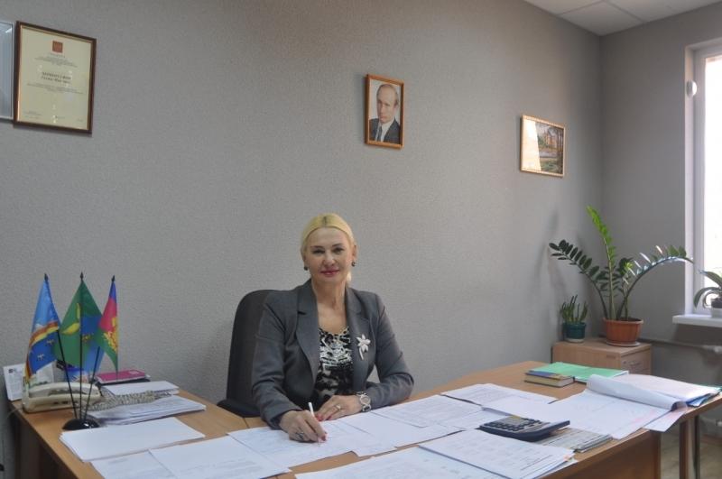 Черноусова Галина Ивановна