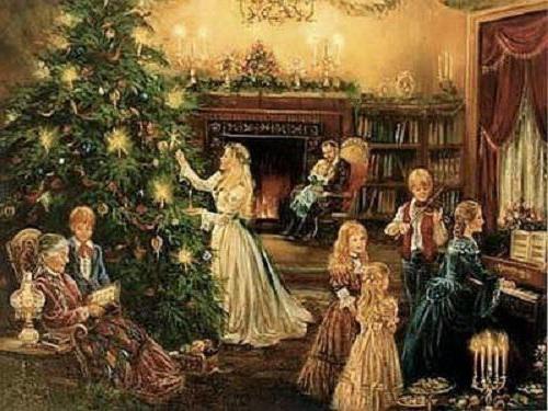 «Горести и радости рождественской ночи»